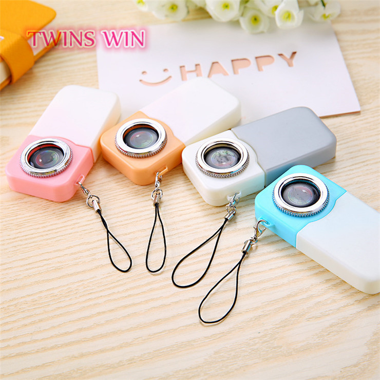 Best selling in Australia customizable mini camera shaped design bulk ballpoint pens creative cute Funny Ballpoint Pen