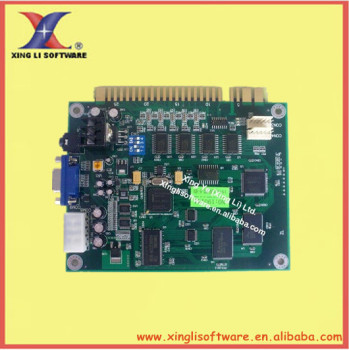 classical game 19 in 1 pcb/Horizontal Game PCB for Arcade Machine(XL-MG19)