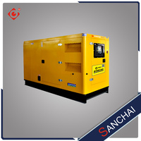Industrial Diesel Generator 200kw Low Noise Diesel Genset Price