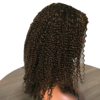 Premier Populared 22 Inches 250% Density Kinky Curly Human Remy Hair Glueless U Part Wigs