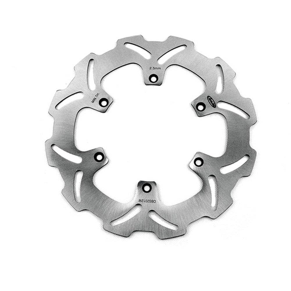 250MM Rear Brake Disc Rotor For WR125 YZ125 YZ250 WR250 YZ250F WR250F H DR15