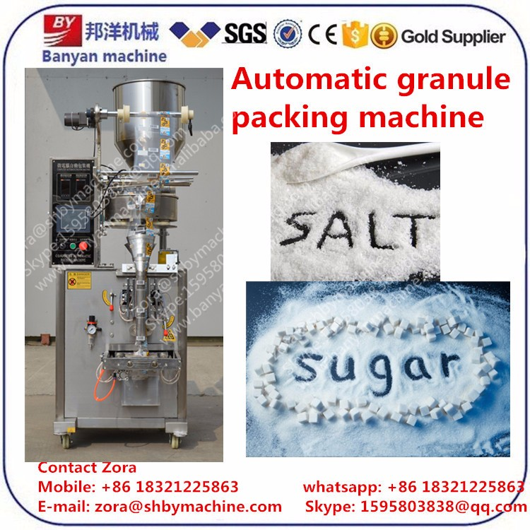 Automatic Small Scale Powder Packaging Machine For Corn Flour ...