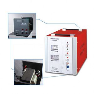 Hot Sell Three Phase Led Display Single Phase Voltage Regulator Stabilizer 80 KVA