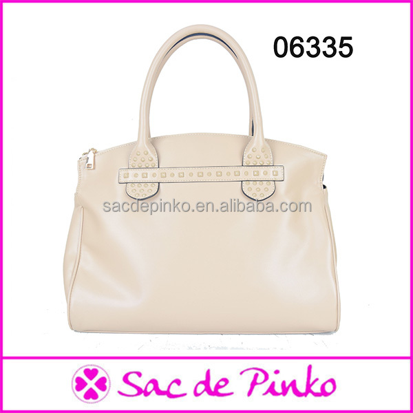 Pure Color Simple Designer Handbags for Ladies 2016