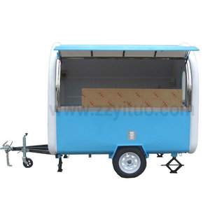 Factory Customized Ice Cream Application Mobile Food Truck/Buy Food Truck
