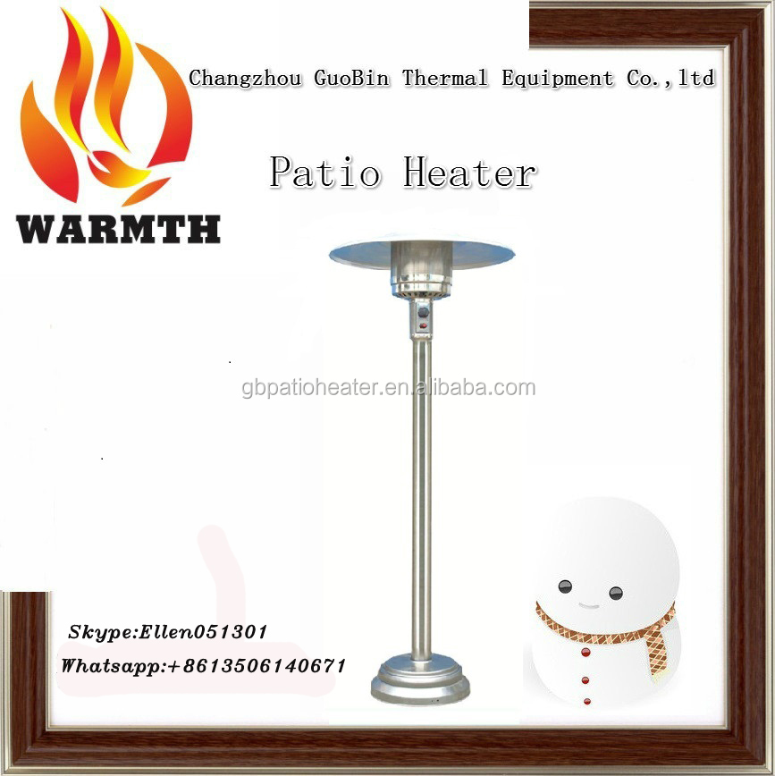 Fire Patio Heater Hot Sale Heater Of Cost Performance Glass Heater Of Nice Quality Floor Good Propane Gas Heating