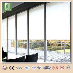 China roller blinds curtain fabric motors for electrical curtains
