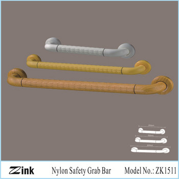 Bathroom Accessory Safety Nylon Disabled Grab Bar Handrail