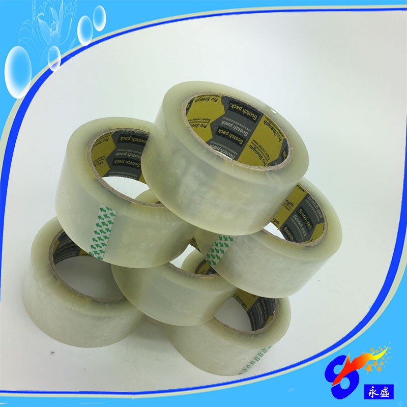 opp packing adhesive tape in Korea
