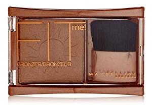 Maybelline Fit Me! Bronzer Pressed Powder, Medium Bronze [200], 1 ea (PACK OF 1)