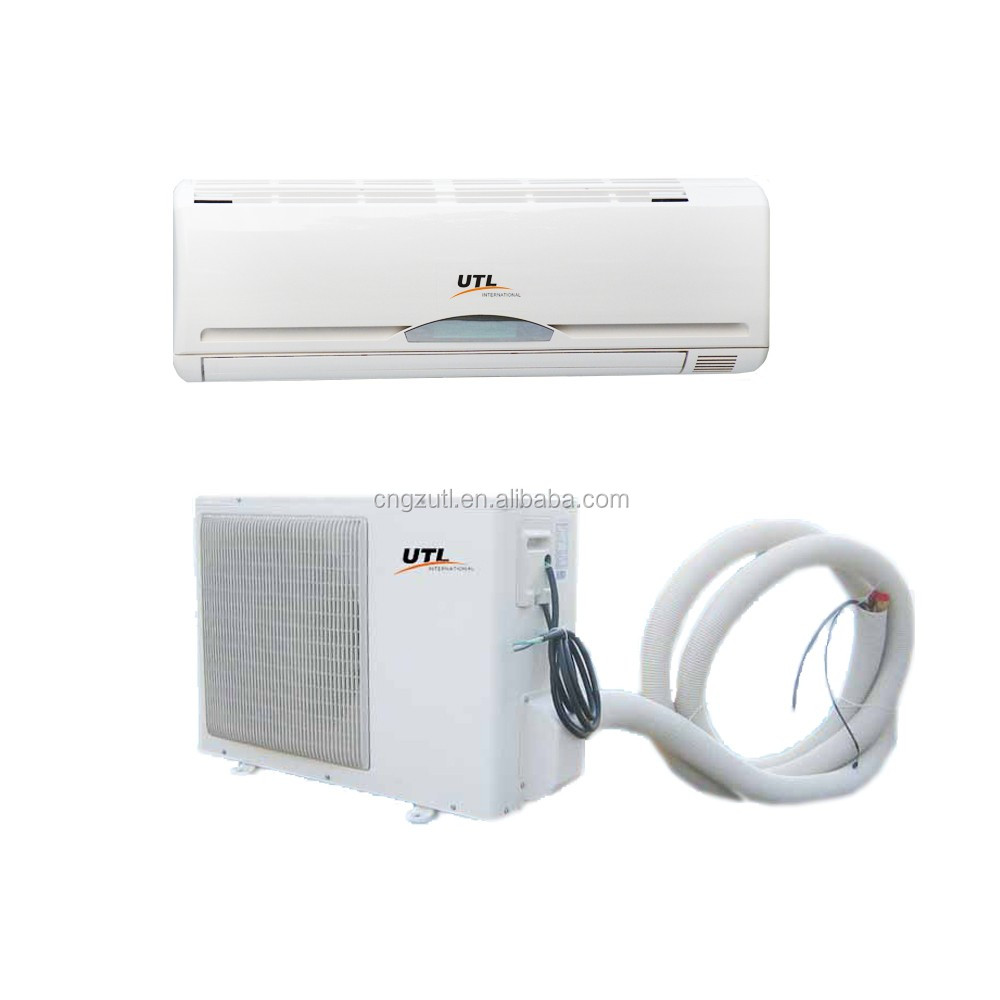 R410A DC Inverter wall mounted air conditioner + Quick coupling line set