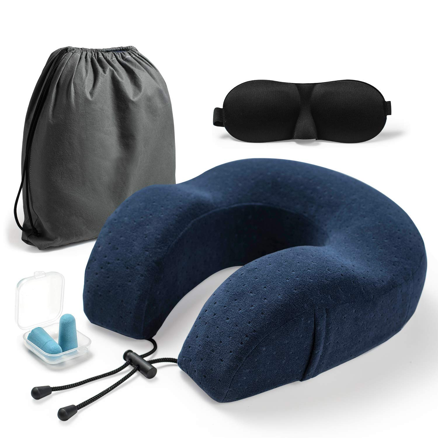 Buy Travel Head Pillow Black The Ideal Shape For Side