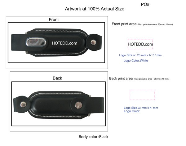 Ali china oem gold supplier promotion gift usb disk 8gb 16gb black leather usb flash drive