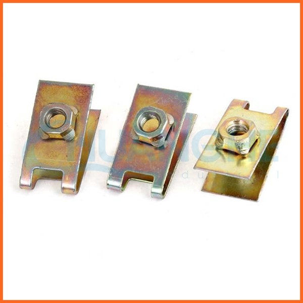 alibaba website spring steel spring u clip nut