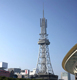 Steel lattice telecom cellular radios cell communication television tower