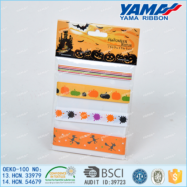 Yama halloween more kind of pictures ribbon trims