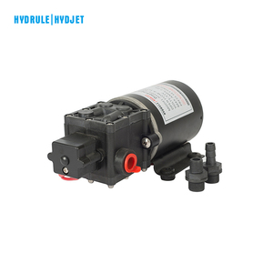 Ram water pump quiet rv running pumps