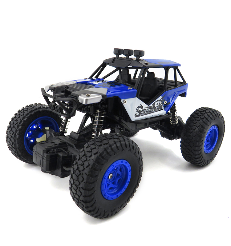 4.SL-108A_Blue_27MHz_Mini_4WD_Off-Road_Climbing_Remote_Control_Cars_Toy