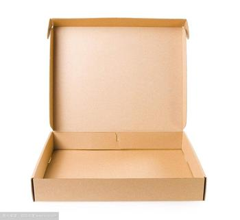 New products customized corrugated paper food grade pizza box design with logo