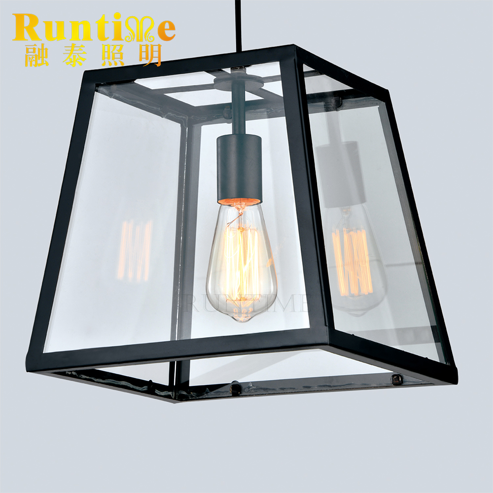 Waterproof Outdoor Hanging Pendant Light Model 1813-1