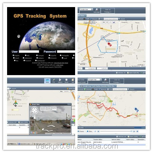 GPS tracking platform software service for VT05S VT08S OBD5 TK102, coban TK103, GT02,