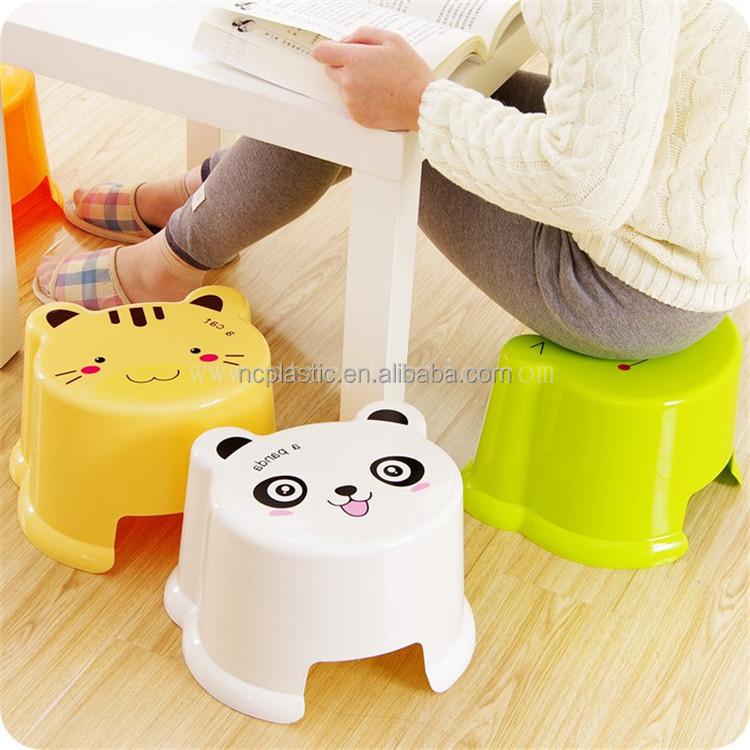 Child Stool Small Plastic Panda Bear Chair Non Slip Kids Cute Cartoon Bench    Buy Child Stool,Child Stool Small Plastic Panda Bear Chair Non Slip Kids  Cute ...