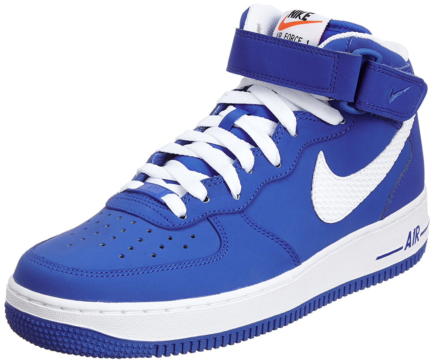timeless design a486e 31019 Get Quotations · Nike Air Force 1 Mid  07 Mens Basketball Shoes 315123-405