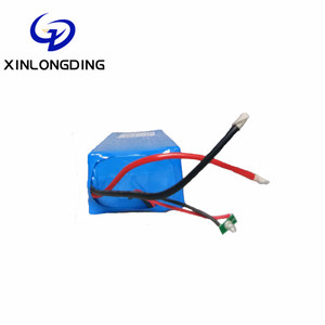 XLD Factory rechargeable li iron phosphate battery 12v 6ah 18650 li-ion battery