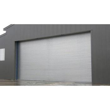 Exterior Automatic Aluminum Safety Vertical Roller Shutter Garage
