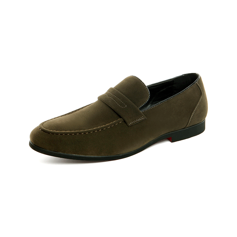Hotsale italien Maori hommes occasionnels en cuir mocassins chaussures robe plate Oxford chaussures