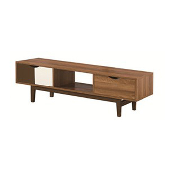 new design wood tv stand cabinet with storage