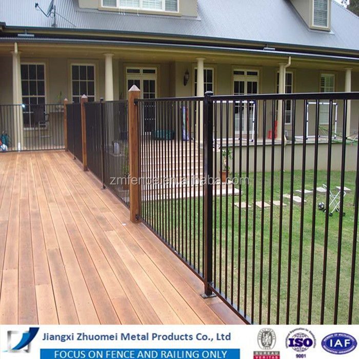 Decoration garden fencing wrought iron gate / aluminium main gate designs / gates for door grill design powder coated