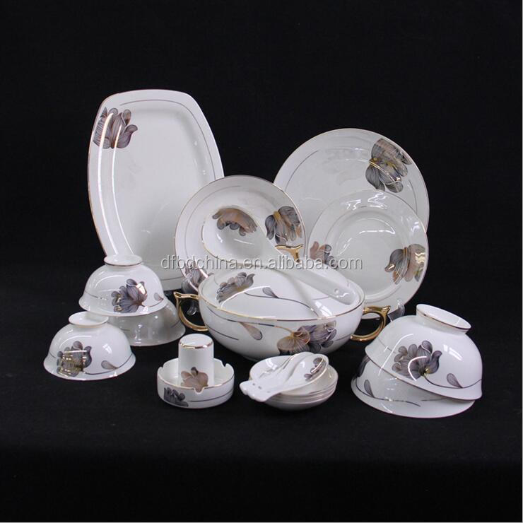 Arts And Crafts Style Dinnerware