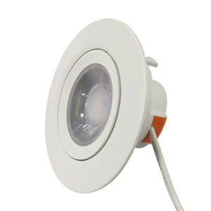 OEM LED Daylight Recessed Illumination Downlight 12W for Indoor Commercial Lighting