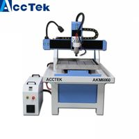 China Jinan 6060 wood carving cnc router/ cnc cutting engraving machine