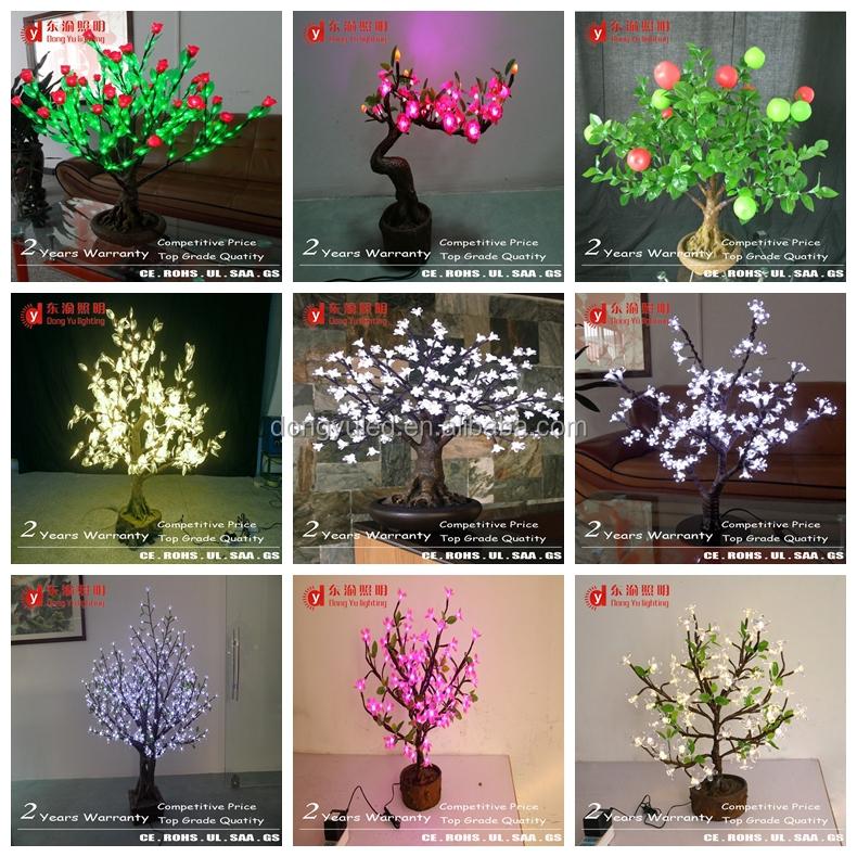 Canada Customized Led Tree Light Christmas Cone Tree Red Led Maple ...