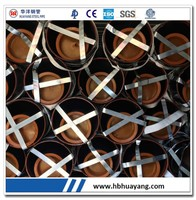 ASTM SAWL API ERW x52 low carbon stainless seamless steel pipe for onshore gas and oil pipeline