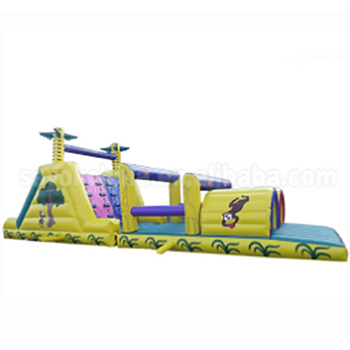 Long water slide 1000 ft slide inflatable slide the city for adult 2019