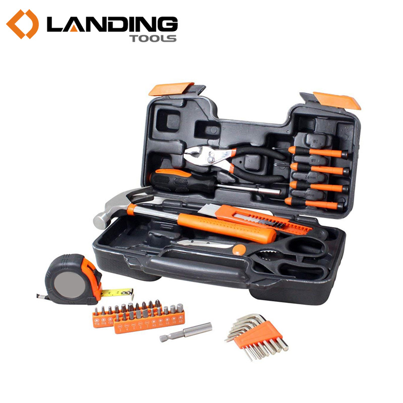 39pcs Tool Set Carbon Steel With Heat Treated