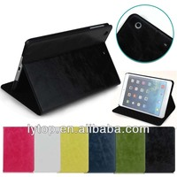 Shock proof drop proof kids leather case for ipad mini 2