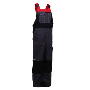 Oem Cotton Overall High Quality Work Pants  Work Bib Pants Durable Work Overall Uniform Suits