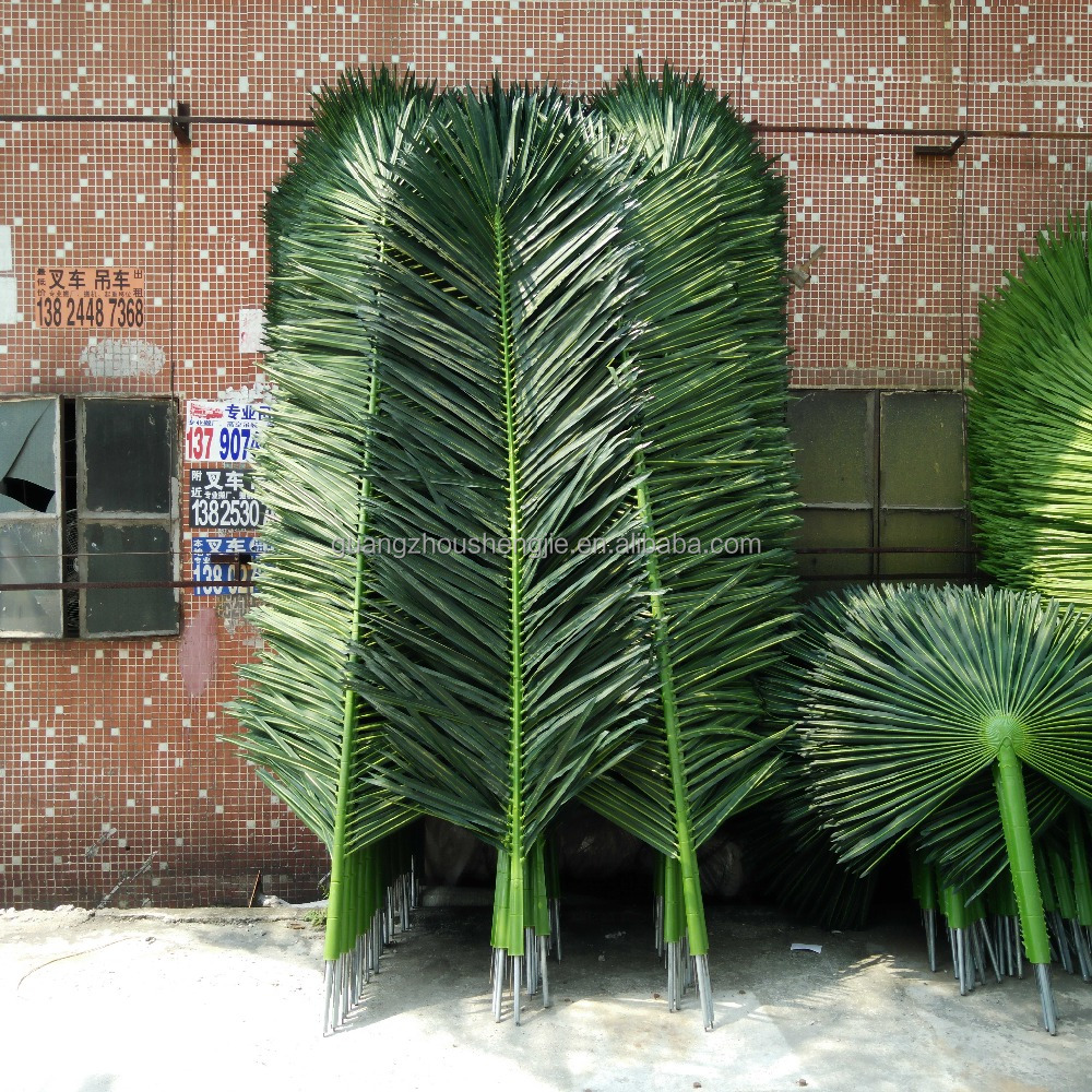 artificial palm tree leaves artificial palm tree leaves suppliers
