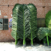 fake palm tree leaves artificial coconut tree leaves