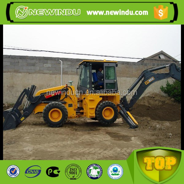 XT860 Backhoe loader.JPG