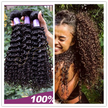 buy human hair online 100% human hair extention afro kinky human hair