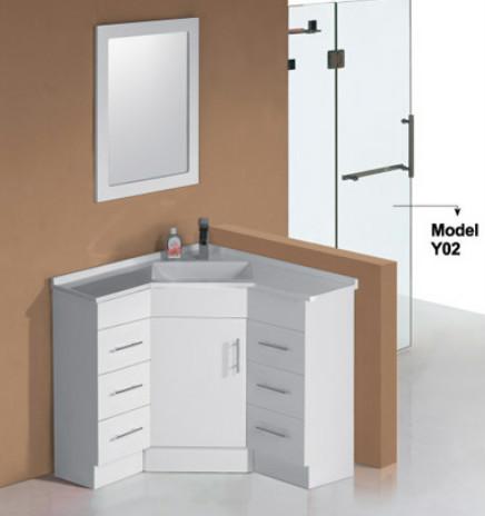 Waschbecken Eckschrank Badezimmer Waschtischunterschrank Buy Bad