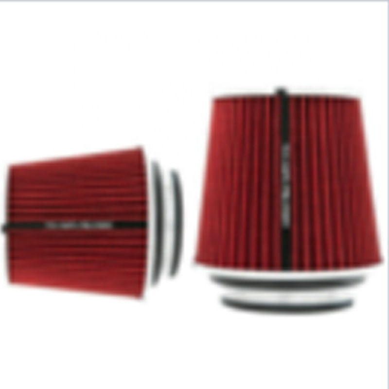 "Cone Filter 3 ""/3.5""/4 ""Rood 8132"