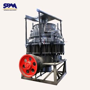 SBM equipment price list leading used cone crusher for sale