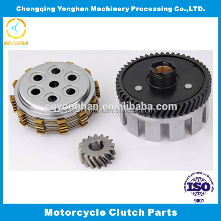OEM Suzuki AX100 Clutch Assembly for Motorcycle