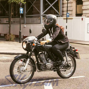 SKYTEAM 250cc 4 Stroke ACE Vintage Cafe Racer Motorcycle